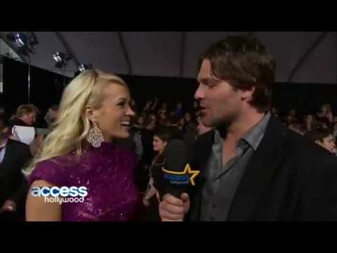 Carrie Underwood Gets ed By  Mike Fisher