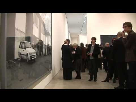 Jeff Wall: Exposure (Belichtung) / Deutsche Guggenheim, Berlin / Opening Reception