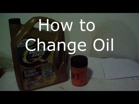 how to change your oil in your car or truck oil change ford ranger youtube. Black Bedroom Furniture Sets. Home Design Ideas