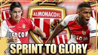 VON DEN ABSTIEGSPLÄTZEN ZUM CHAMPIONS LEAGUE TITEL !! 💥🔥   FIFA 19: AS MONACO Sprint to Glory