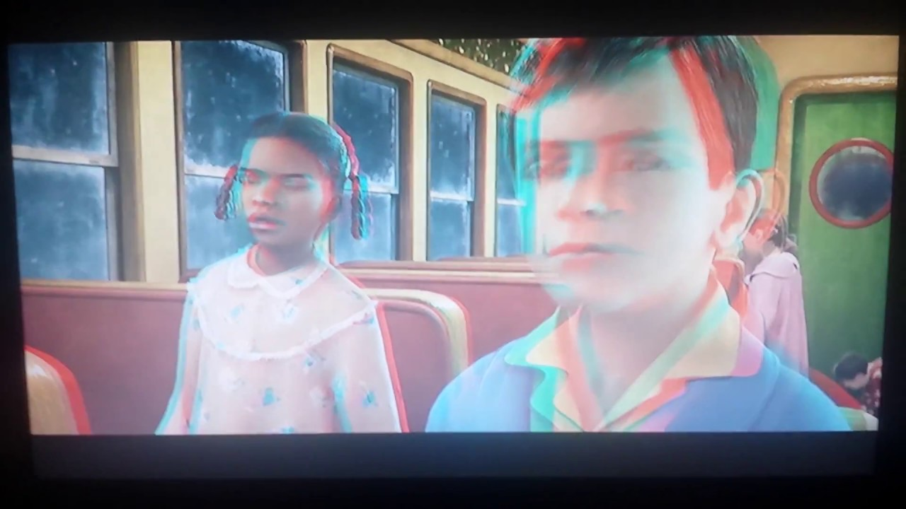 The Polar Express 3D Another Pick up  YouTube
