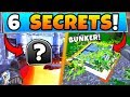 Fortnite: ONLY EXPERTS KNOW These 6 Season 8 SECRETS – Hidden area & More! (Battle Royale Gameplay)
