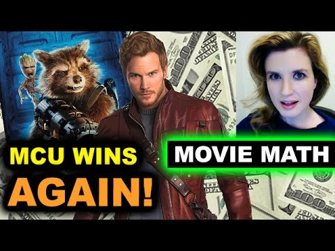 Box Office for Guardians of the Galaxy Vol 2, Marvel MCU