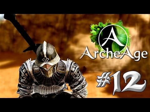 ArcheAge -Leaving Town- Episode 12