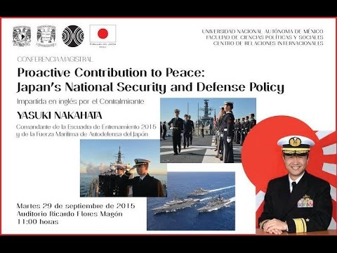Japan's National Security and Defense Policy