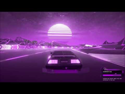 Desert Drives (Synthwave - Chillwave - Vaporwave mix)