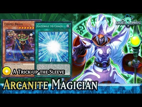 Chaos Arcanite Magician! | Yu-Gi-Oh! Duel Links