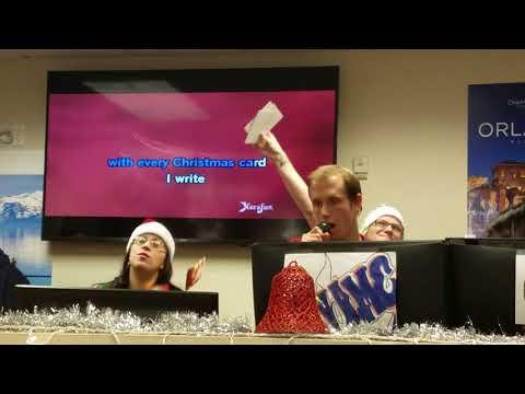 NMC Karaoke - White Christmas