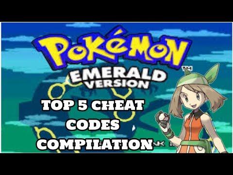 pokemon emerald pokerus cheat code