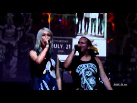 Tonight Alive - In My Eyes ft. Scott Sellers (Live in Jakarta, Indonesia, 21 July 2011)