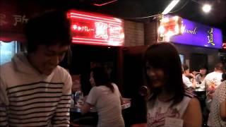 2011/9/1(木) アントニオ猪木酒場@新宿 闘魂注入されました マジで痛か...