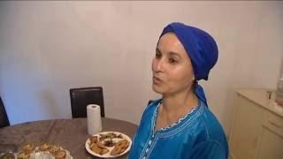 La fête de l'Aïd avec une famille de Français musulmans du Nord