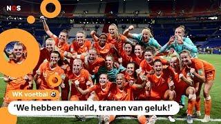 Oranje wint van Zweden: op naar de WK-finale! 🦁⚽
