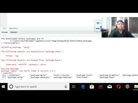 R  Programming Tutorial - 19 thumbnail