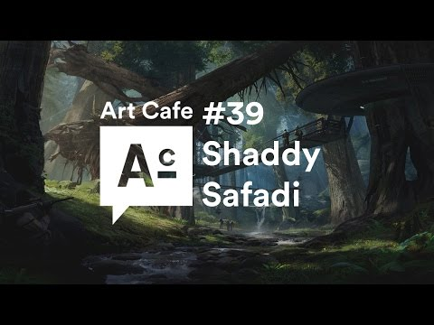Art Cafe #39 - Shaddy Safadi
