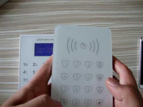 Reset Access Control Keypad Program Password Yk568l Doovi