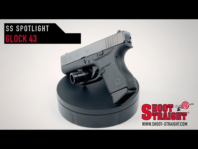 Glock 43 - Shoot Straight Spotlight