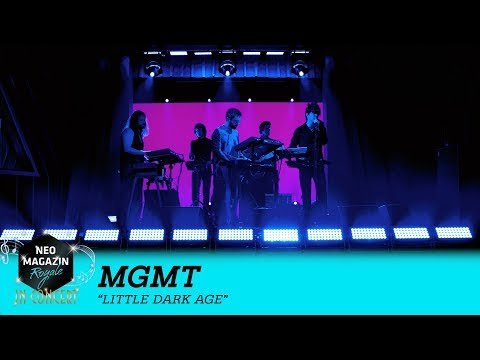 "MGMT - ""Little Dark Age"" (Live)  