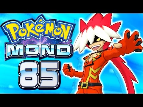 POKÉMON MOND # 85 ★ Drachen-Star Ryuki, Æther-Fabian, Kampfbuffet [HD60] Let's Play Pokémon Mond