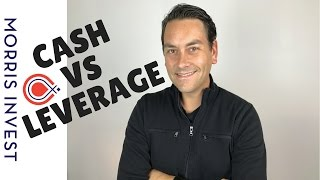 Paying Cash vs Using Leverage to Purchase Investments