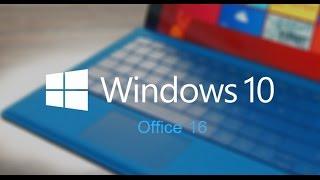 ACTIVAR WINDOWS 10 Y OFFICE 365 2016-2017 !!GRATIS!!