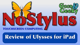 Ulysses For iPad Review