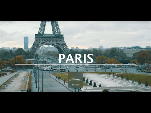Paris Tour Travel Teaser - Paris, France | The P-Projects