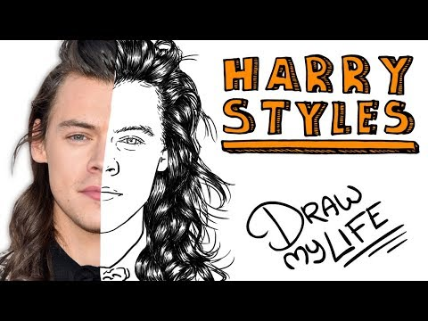 Download Youtube: HARRY STYLES | Draw My Life
