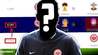 FIFA 18 : DER EINE SPIELER DER NUR EINE WOCHE DA WAR !!! 😳😳 Frankfurt Mod Karriere #5