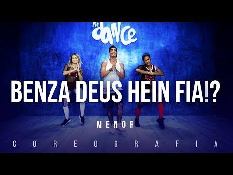 Menor lança clipe de coreografia oficial em parceria com o FitDance
