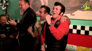 ▲Graham Fenton & King Lion and the Braves - B-I-Bickey-Bi-Bo-Bo-Go - Crazy Driver (November 2014)