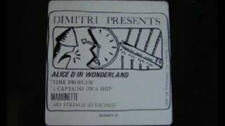 "Mix retro ""House"" 90 - Episode II Part 1/7  Alice D In Wonderland -  Laurent Garnier"