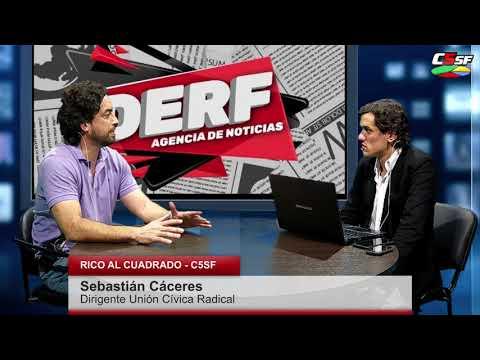 Cáceres: La UCR ha caído en un problema de falta de identidad