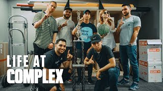 WE BROUGHT THE CHAMPIONSHIP TROPHY BACK TO COMPLEX | #LIFEATCOMPLEX