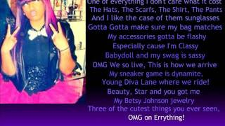 OMG Girlz - Gucci This w/ Lyrics