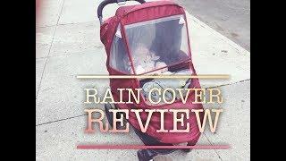 Супер дождевик для коляски!! Обзор!!