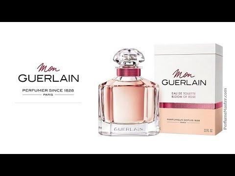 Bloom De Toilette Of Guerlain New Eau Perfume Mon Rose 34LRqAj5