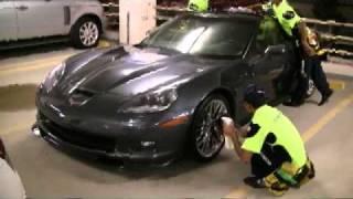 www.ecowashme.com - Waterless Carwash Dubai - 2011 Corvette ZR1
