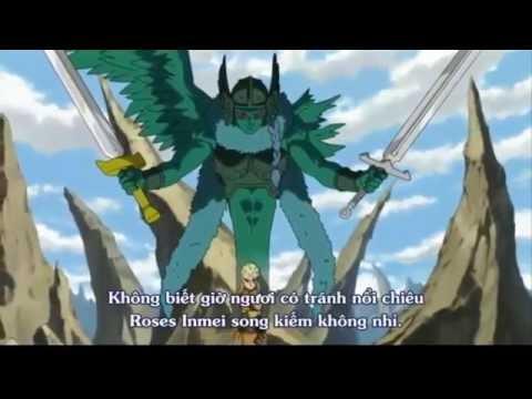 [Vietsub] Blue Dragon Tập 28   Phim Hoạt Hình Nhật Bản