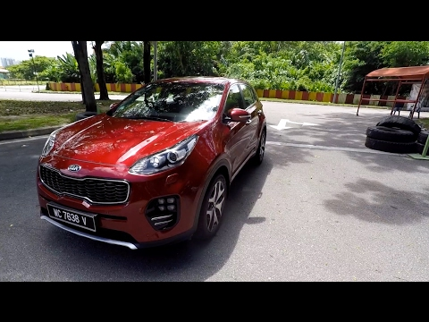 2017 Kia Sportage Full In Depth Review Malaysia | Bobby Ang