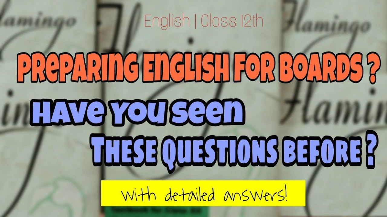 class 12th subject english flamingo an Class: 12th class : 12th subject : english commerce flamingo (ncert) vistas (ncert) 3 evergreen practice assignments ( evergreen publication) 4 the.