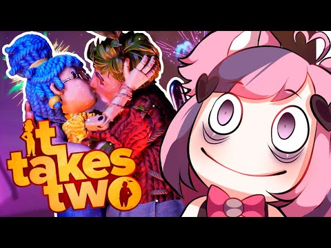 THE KISS OF DEATH!!! |  IT TAKES TWO FINALE |