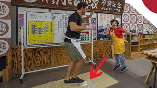 MY JAPANESE TV DEBUT in Kagawa (Shikoku, Japan)