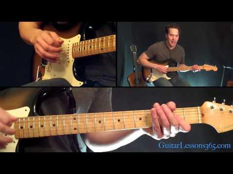 Alive Guitar Lesson - Pearl Jam - Famous Riffs