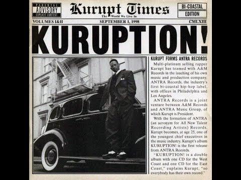 Kurupt - C Walk (remix Dj F.A.T.)