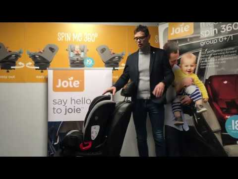 Joie Bold. ISOFIX Removal Tips