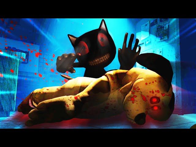 NEW DUCK SEASON DEMON just DECAPITATED THE DOG!!?! - Duck Season VR