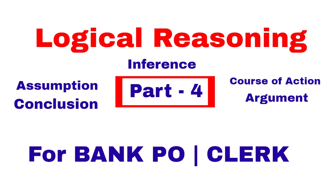 reasoning tricks for bank policy