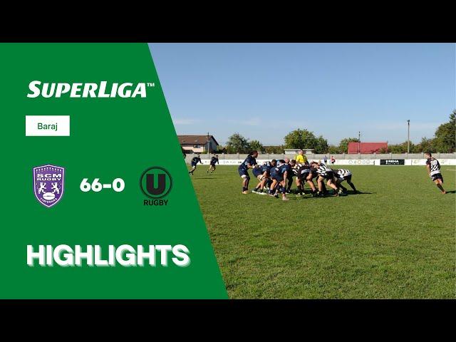 #SuperLiga10: Timișoara-U Cluj