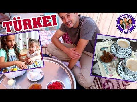 TÜRKEI FAMILIENURLAUB Vlog #122 FAMILY FUN ON TOUR